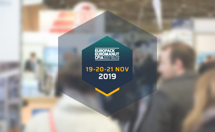 Europack Euromanut CFIA Lyon 2019 - Fillpack exposant