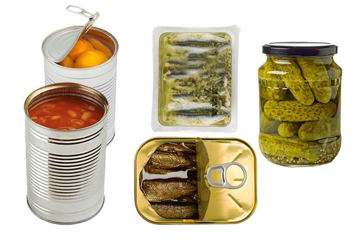 Dosage de sauces, jus, saumure sur fruits, légumes, poissons