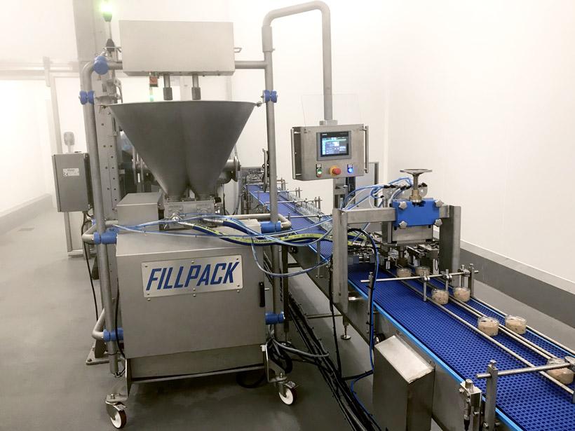 Fillpack - Ligne complète de dosage