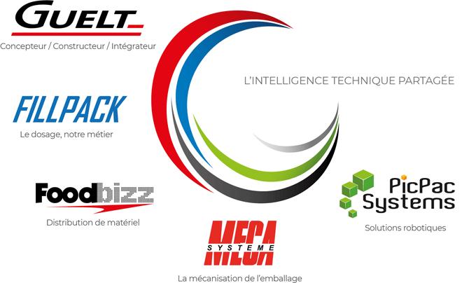 Logo partenaires Fillpack